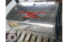 Бак топливный 400 литров алюминиевый F для самосвалов фото Сочи