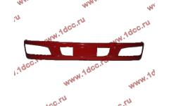 Бампер F красный пластиковый для самосвалов фото Сочи