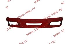 Бампер FN2 красный самосвал для самосвалов фото Сочи