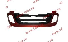 Бампер FN3 красный тягач для самосвалов фото Сочи